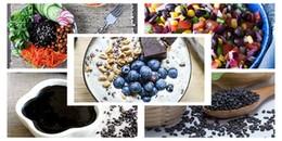 Thực phẩm màu đen: Nhiều chất dinh dưỡng quý hơn cả 'vàng'