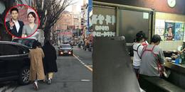 Có ai như Song Joong Ki, vợ đi sự kiện liền hủy hết mọi lịch trình để 'đi theo'