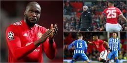 ĐIỂM NHẤN Man United 2-0 Brighton: Vào bán kết FA Cup, Mourinho thách thức cả truyền thông Anh!