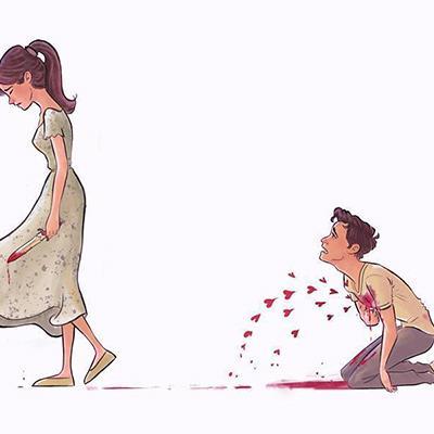Chỉ là một bộ tranh tình yêu, nhưng lại lấy được nước mắt của hàng nghìn người vì lý do này