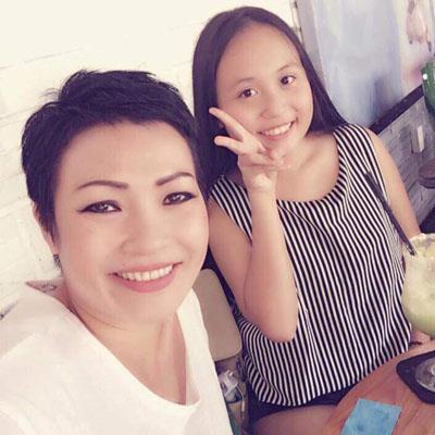 Phương Thanh lần đầu tiết lộ mối quan hệ với bố ruột của con gái