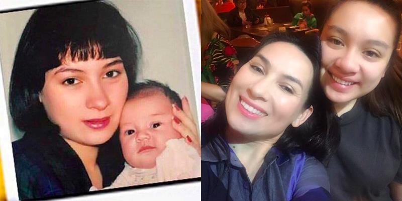 yan.vn - tin sao, ngôi sao - Hình ảnh hiếm hoi của Phi Nhung và con gái từng được giấu kín khi còn nhỏ