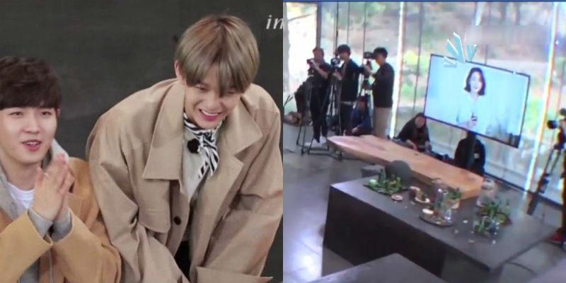 yan.vn - tin sao, ngôi sao - Đẳng cấp của Yoona: Wanna One dù chỉ được gặp tiền bối qua màn hình vẫn tự động cúi chào 90 độ