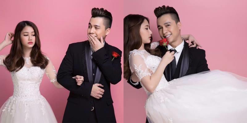 yan.vn - tin sao, ngôi sao - Vừa công khai vợ chồng, bà xã hot girl của Tiến Dũng (The Men) hé lộ ảnh cưới