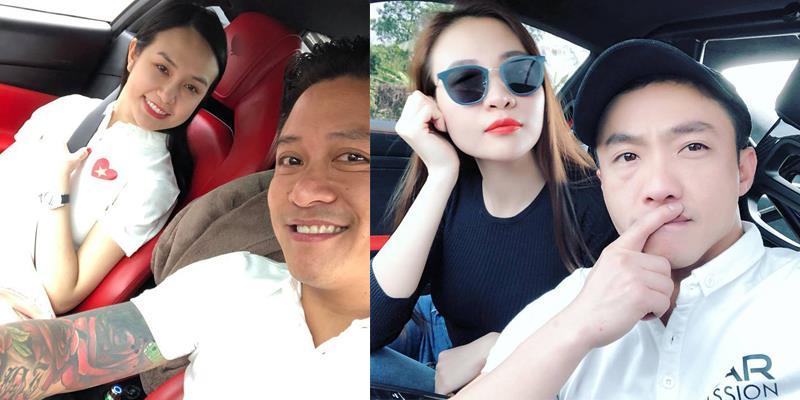 yan.vn - tin sao, ngôi sao - Vợ chồng Tuấn Hưng đem siêu xe 16 tỷ gia nhập hội mê tốc độ của Cường Đôla