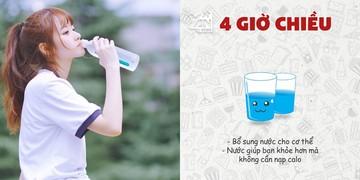 Cộng đồng mạng rần rần đua nhau chia sẻ cách giảm cân chỉ nhờ uống nước, thử ngay chờ gì nữa