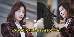 Bị hậu bối nổi tiếng 'lơ đẹp' khi đã cất lời chào hỏi, Yura (Girl's Day) đã làm hành động này đây