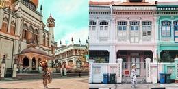 'Lăn lộn sống ảo' cho thỏa nỗi lòng tại khu văn hóa mới ở Singapore 'chất phát ngất'