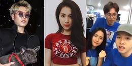 Kệ tin đồn rạn nứt tình cảm, Hòa Minzy vẫn thân thiết cùng Đức Phúc cover 'Đừng Xin Lỗi Nữa' cực lầy