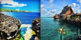 Chỉ cần nhìn thôi cũng đủ làm bạn muốn ôm đồ 'bay thẳng' ra những hòn đảo xinh đẹp này của Indo rồi
