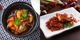 Thưởng thức bữa tối đậm hương vị biển cả với 3 món mặn được chế biến từ cá lóc