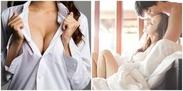 Bảo sao 'cánh mày râu' thích nhìn ngực phụ nữ, hóa ra là vì nó mang lại lợi ích 'kì diệu' thế này
