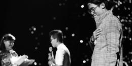 'Ông mai' Hà Anh Tuấn se duyên cho cặp đôi quen nhau 8 năm trong đêm nhạc riêng