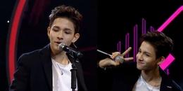 Đây chính là tiết mục Kim Samuel đến Việt Nam ghi hình: hát cực hay và khiến nhiều fan tiếc nuối