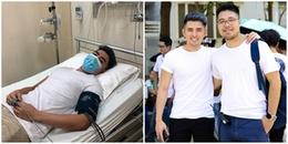 Will gặp tai nạn trên phim trường phải nhập viện cấp cứu khiến fan lo lắng