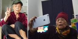 Chùm ảnh bà 'chất' là tại cháu với 1001 kiểu selfie cực xì tin khiến CĐM phát cuồng