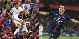 Zlatan Ibrahimovic - Ông vua của những màn ra mắt ấn tượng