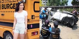 Nữ diễn viên nhí Thái Lan đột ngột qua đời do tai nạn xe sang ở tuổi 20 khiến fan bàng hoàng