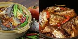 Bí quyết kho cá thơm ngon, thấm gia vị nhưng vẫn giữ được nguyên con