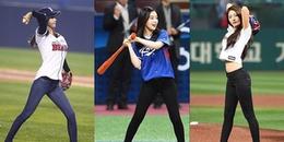 yan.vn - tin sao, ngôi sao - Đây là lý do ném bóng chày mở màn là thử thách chỉ dành cho những idol có vóc dáng cực phẩm