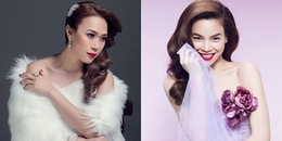 Bảng xếp hạng người nổi tiếng thế giới: Mỹ Tâm vượt Angeline Jolie đứng thứ 2, Hà Hồ xếp thứ mấy?