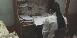 Câu chuyện cô nữ sinh phải thức đêm, thức ngày để học bài khiến CĐM tranh cãi