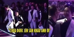 Fan cười ngất với pha nhận giải đến 'quê độ' trên sân khấu của Dương Dương
