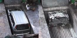 Cách người Nhật biến ô tô cũ thành bó sắt vụn chỉ trong 'một nốt nhạc' khiến ai cũng ngỡ ngàng