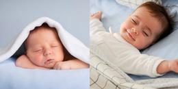 Muốn con có giấc ngủ ngon, bố mẹ hãy học thuộc 5 bước 'ma thuật ru ngủ' này