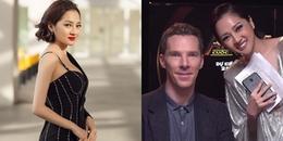 yan.vn - tin sao, ngôi sao - Bị nghi chụp ảnh với tượng sáp Benedict, Bảo Anh: