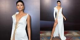 yan.vn - tin sao, ngôi sao - Hoa hậu H\'Hen Niê diện váy xẻ cao