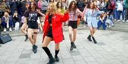Mới là tân binh, 'gà cưng' của Cube đã cover cực ngọt 3 hit đình đám của CL, BTS và 4Minute