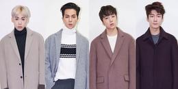 """yan.vn - tin sao, ngôi sao - Winner ôm cúp với hit """"Every Day"""" trước MAMAMOO và Big Bang"""