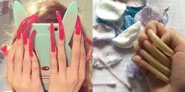 """Bị """"ném đá"""" không thương tiếc, nữ sinh 17 tuổi vẫn quyết không cắt móng tay suốt 4 năm"""