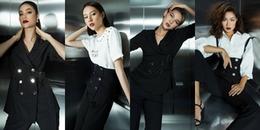 Góc pose mới: Ai sáng tạo hơn mỹ nhân Việt khi thi nhau pose dáng trong... thang máy?