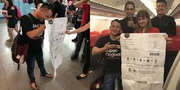 Du lịch tới Việt Nam, anh chàng Malaysia bị bạn thân 'chơi khăm' một vố không biết nên khóc hay cười