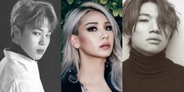 """yan.vn - tin sao, ngôi sao - Điểm danh những cặp mắt """"híp"""" đáng yêu nhất Kpop"""