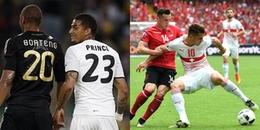 5 cặp anh em nổi tiếng cống hiến cho hai đội tuyển quốc gia khác nhau trong thế giới bóng đá