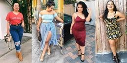 Xem những cô nàng mập phối đồ này, béo không còn là cái gì đó quá to tát nha mấy nàng