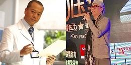 yan.vn - tin sao, ngôi sao - Bắt gặp hình ảnh tài tử Hồng Kông Âu Dương Chấn Hoa biểu diễn ở sân khấu hội chợ