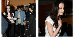 yan.vn - tin sao, ngôi sao - Netizen hoang mang vì làn da cánh tay quá xấu của Địch Lệ Nhiệt Ba