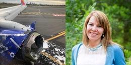Máy bay Mỹ hỏng động cơ khi đang bay trên trời, một hành khách tử vong vì bị hút ra ngoài cửa
