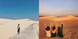 Lên lịch check-in hết 6 'tiểu sa mạc' đẹp đến ngỡ ngàng mà chẳng cần xin visa