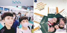 Sau lời tuyên bố 'yêu nhiều lắm', Gil Lê cùng Miu Lê đi du lịch Hàn Quốc