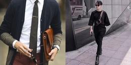 Nếu muốn chàng nổi bật, các nàng hãy đầu tư cho hắn những mẫu túi đang tạo trend trong năm nay