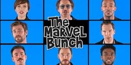 Đi tuyên truyền phim, dàn cast Avengers: Infinity War lầy lội chế hẳn bài hát về 'Băng Nhóm Marvel'