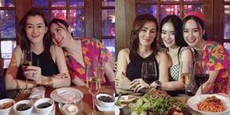 yan.vn - tin sao, ngôi sao - Ơn giời, mẹ Angela Phương Trinh trẻ trung không kém hai chị em