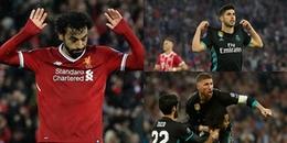 Chơi mờ nhạt, Ronaldo bị gạch tên khỏi đội hình tiêu biểu lượt đi bán kết Champions League 2017/18