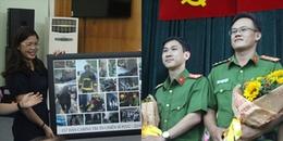 """Cư dân Carina tri ân chiến sĩ cứu hỏa: """"Chúng tôi cảm ơn những anh hùng quả cảm"""""""
