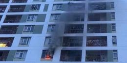 Hỏa hoạn tại chung cư ParcSpring: Do sạc dự phòng cắm điện lâu ngày phát lửa gây cháy